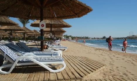 Swiss warn against travel to Sharm el-Sheikh
