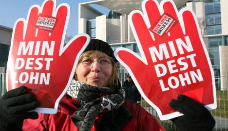 Battle to water down minimum wage