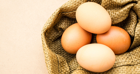 Crisis-hit Italians opt for eggs over meat