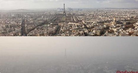 France opens criminal probe into pollution spike