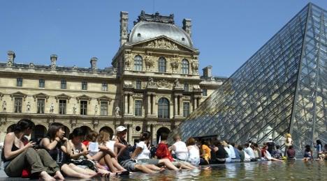 Paris still world's number one tourist destination