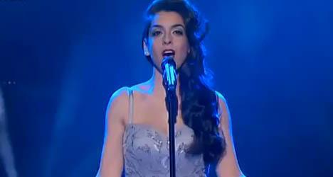 Language police slam 'English' Eurovision song