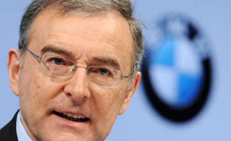 BMW to sink $1bn into US production expansion