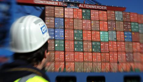 EU takes aim at soaraway German surplus