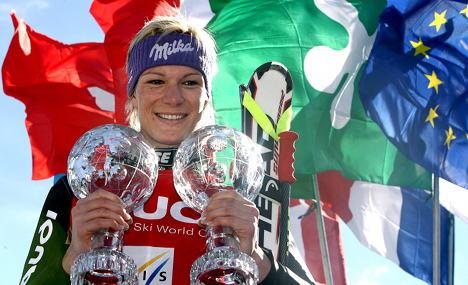 Olympic champion Höfl-Riesch to retire