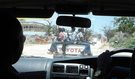 'Somalia suicide bomber was Norwegian': Shebab