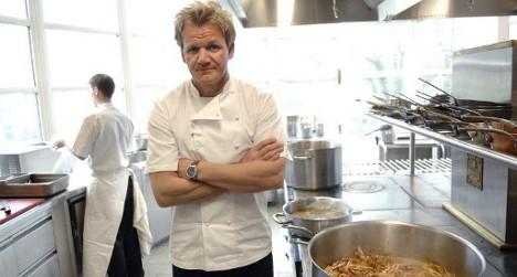 Gordon Ramsay to help struggling Costa chefs