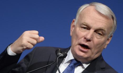France: Ukraine integrity must be respected