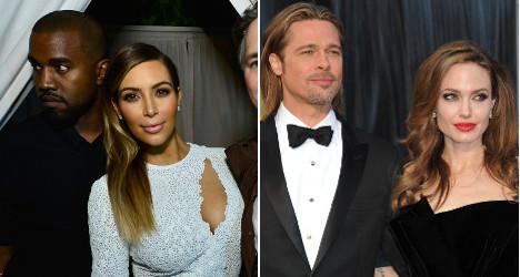 France set for celebrity couples wedding clash