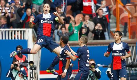 VIDEO: Zlatan's kung-fu kick goal assist