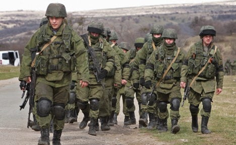 Third of Germans expect Ukraine-Russia war