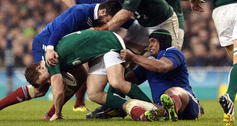 France and Ireland set for Six Nations title clash