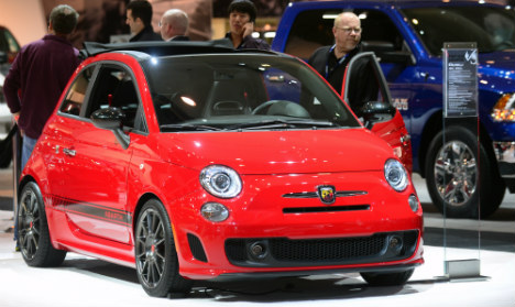 Fiat Chrysler aims for October NYSE listing