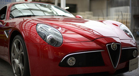 Italy sells officials' luxury cars on eBay