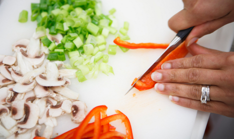 One in ten Swedes is vegetarian: survey