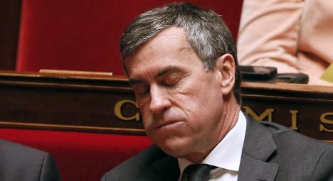 Shamed former minister 'hid €2.5m in UK account'