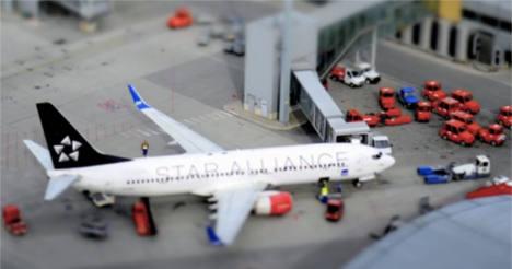 VIDEO: Oslo transformed into miniature city