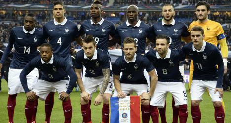 France impress in win over Netherlands
