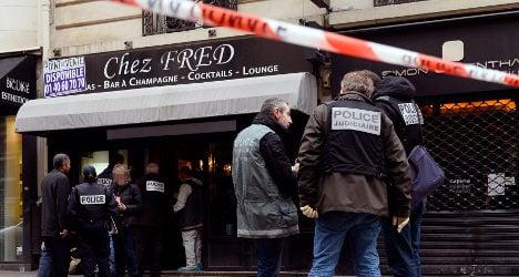 Paris police 'wiped 16,000 crimes off books'