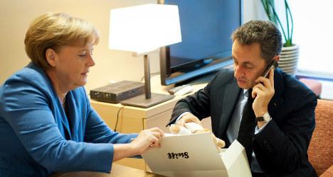 Sarkozy's phones 'tapped over Libya cash' scandal