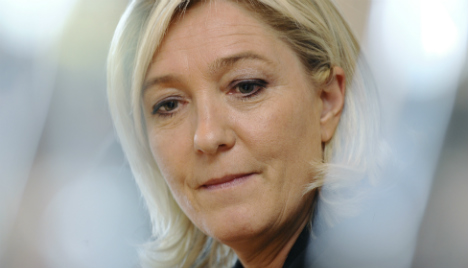 France's far-right seeks local election boost