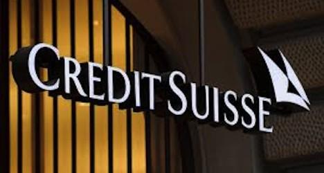 Ex-Credit Suisse banker fined for price rigging