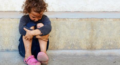 Generation lost: Spain's kids 2nd poorest in EU