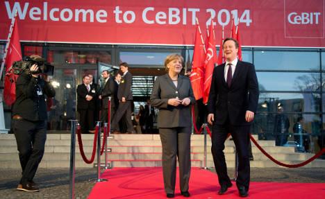 Germany, UK team up for super fast internet