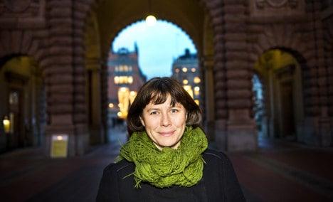 Greens reclaim status from Sweden Democrats