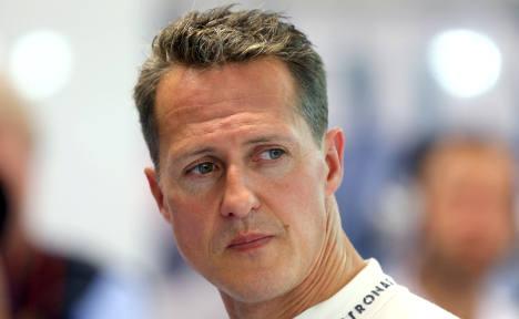 Schumacher's family 'confident' he will wake