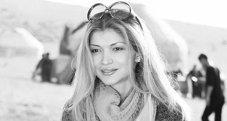 Uzbek leader's daughter faces criminal probe