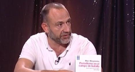 Syrian terror group frees Spanish journalist