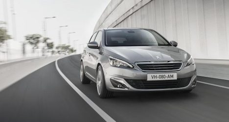 Peugeot wins car of the year accolade in Geneva
