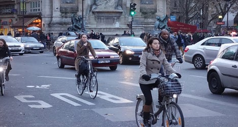 French workers set to be paid to cycle to the office
