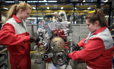 Germany fails to bridge gender pay gap