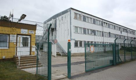 Asylum-seeker influx strains German shelters