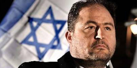Jewish chief defies Italy's anti-Semites
