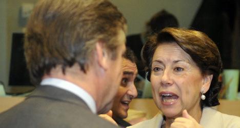 Top EU bank chief linked to €30m graft scandal