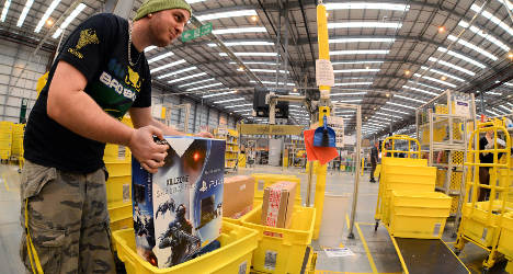 Amazon to open logistics hub in Spain: Reports