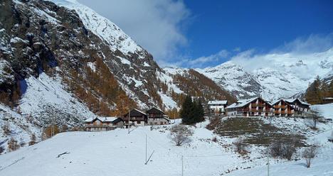 Italian child dies after being hit by skiier