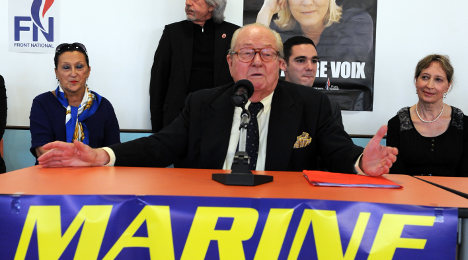 Foreign candidates split France's National Front