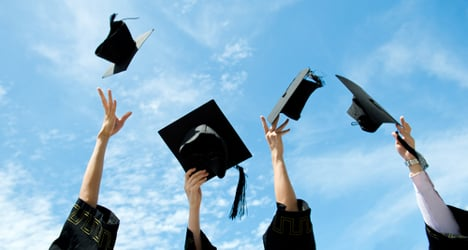 Italy university course drop-out rate hits 40%