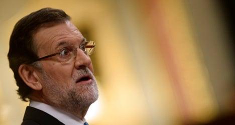 Spanish PM turns down free English course