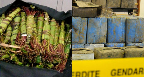 Drugs: French seizures of khat and cannabis soar