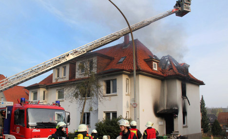 Fire at family home kills two children