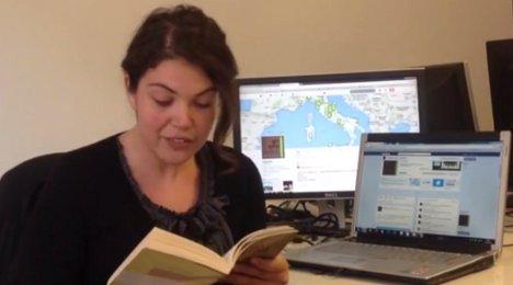 Italians fight drinking craze with books