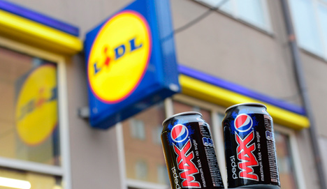 'Alcoholic Pepsi' recalled after Swedish mishap