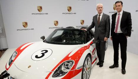 Porsche workers to get €8,000 each