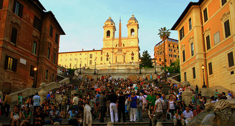 Bulgari to fund Rome's Spanish Steps renovation