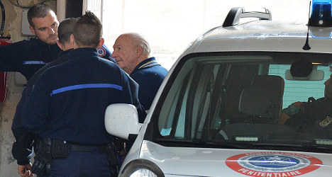 Jail for spurned man, 93, who killed love interest